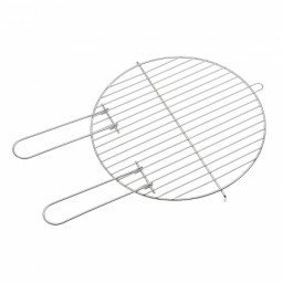 Barbecook cooking grid  - Ø 40 cm - Chrome