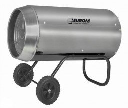 Eurom HK30 hot air Canon gas