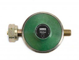 Gimeg universal gas pressure regulator 30 mb