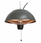 Sunred Gemma Grey hanging patio heater
