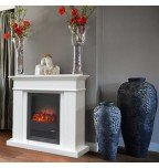 Eurom Mantelpiece Barcelona electric fireplace