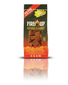 Fire Up Firelighters 72 pieces