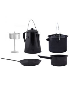 Esschert Campfire cooking set