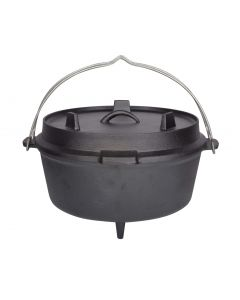 Esschert campfire pot / Dutch oven