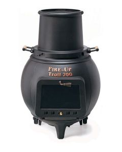 Fire-Up Troll 700 Garden Fireplace / BBQ / Smoker
