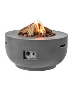 Cocoon table Bowl anthracite