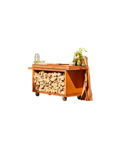 OFYR Mise en Place Table Corten 135 Pro
