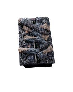Keramische houtblokken klein