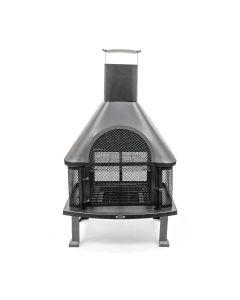 Sens-Line garden fireplace Naples
