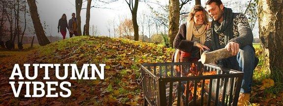 Autumn vibes!  Firepit-online.com