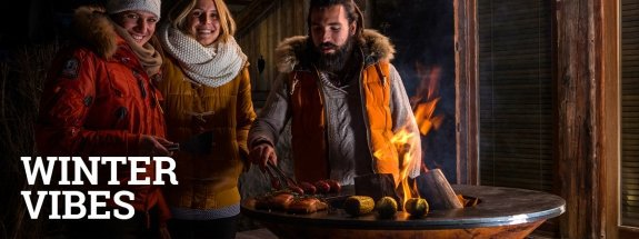 Wintervibes with OFYR - Firepit-online.com