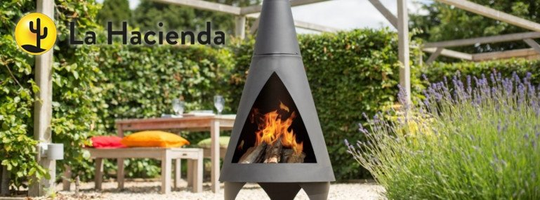 La Hacienda Firepit and Firebowl