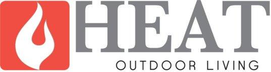 Logo HEAT Outdoor Living